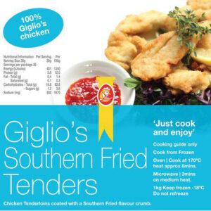 Giglos Fried Tenders